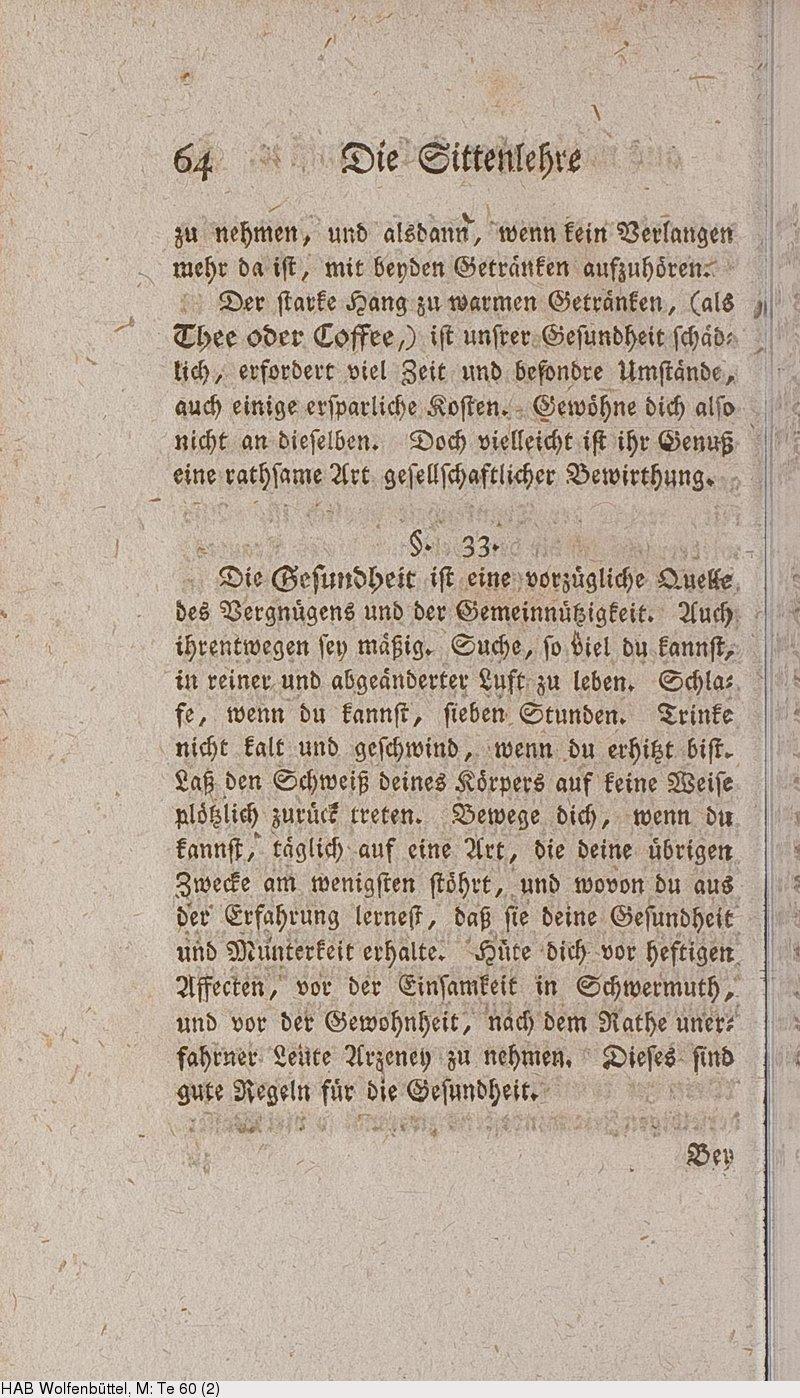 Deutsches Textarchiv – Basedow, Johann Bernhard: Die ganze ...