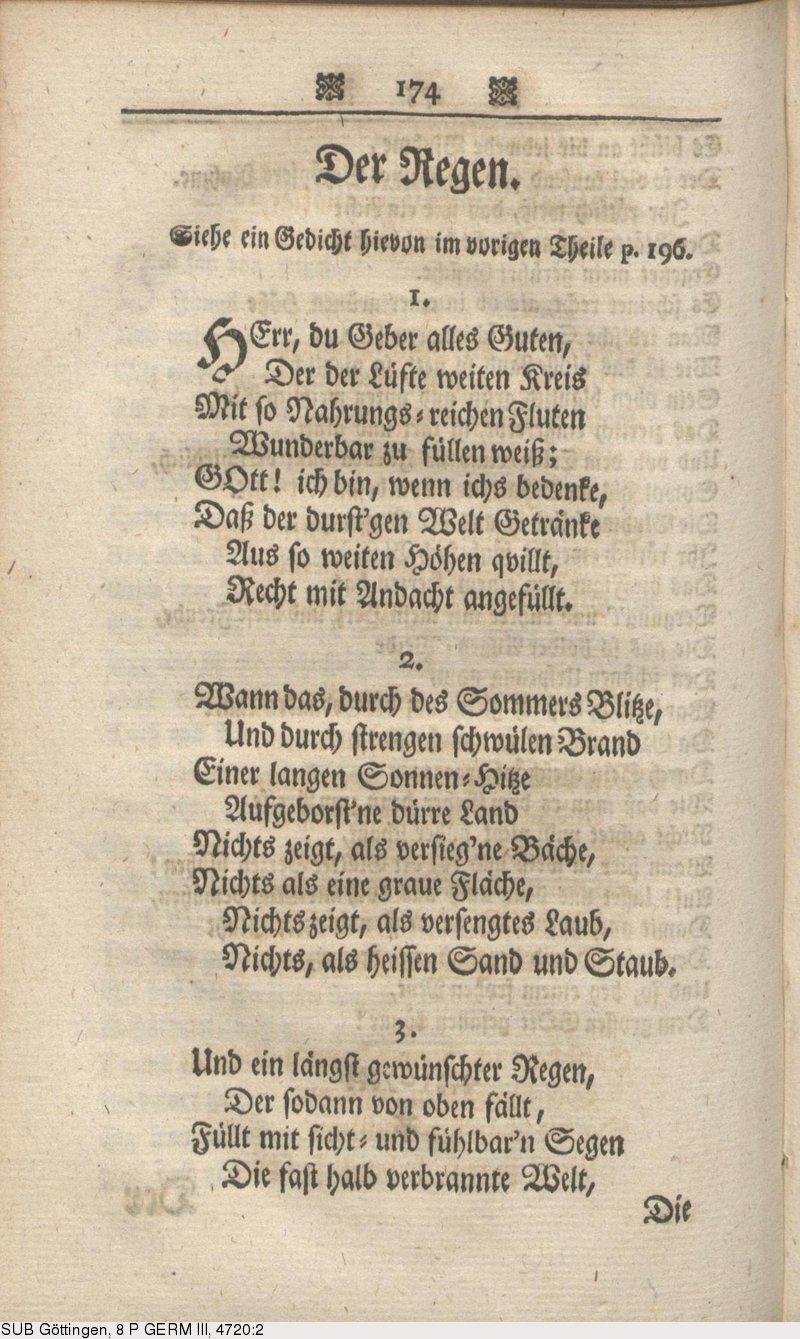 Deutsches Textarchiv – Brockes, Barthold Heinrich: Jrdisches ...