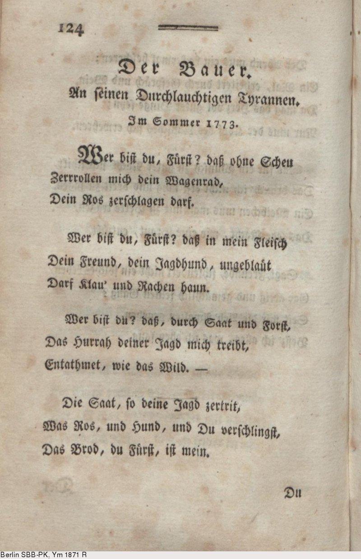 deutsches textarchiv b rger gottfried august gedichte g ttingen 1778. Black Bedroom Furniture Sets. Home Design Ideas