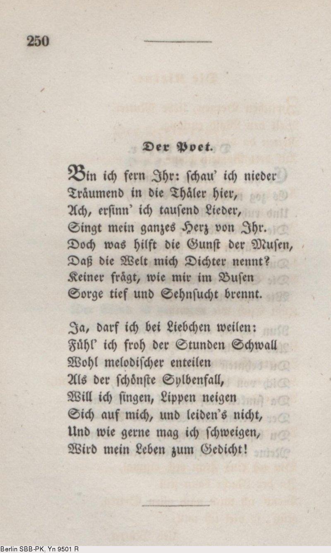 Gedicht Joseph Von Eichendorff Sehnsucht Gedichtanalyse