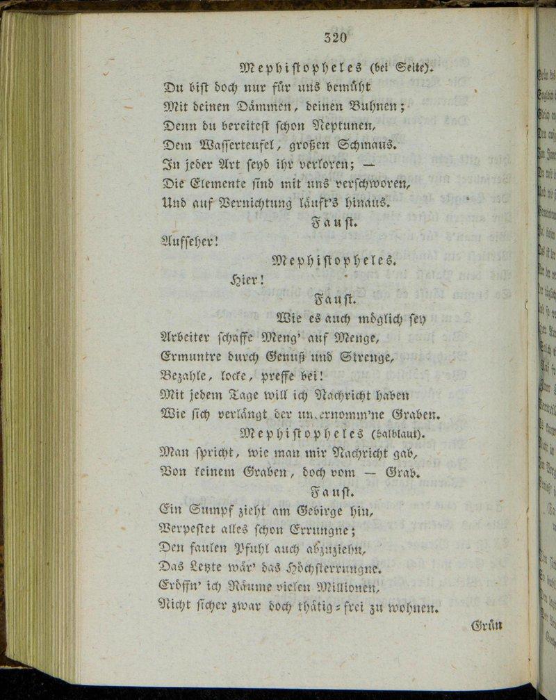 Deutsches Textarchiv Goethe Johann Wolfgang Von Faust