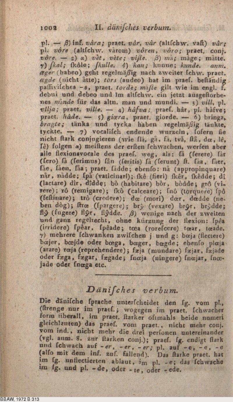 Deutsches Textarchiv Grimm Jacob Deutsche Grammatik Bd 1