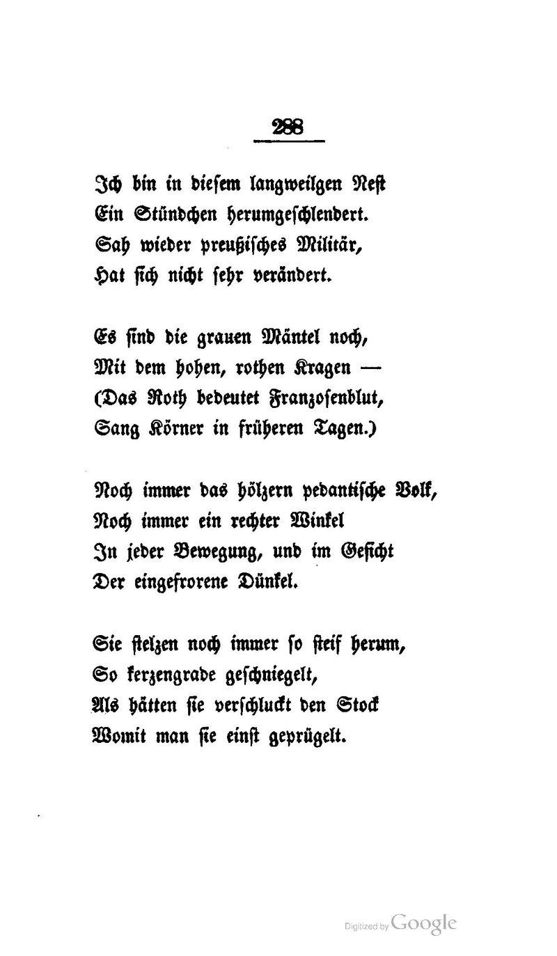 Deutsches Textarchiv – Heine, Heinrich. Deutschland. Ein ...
