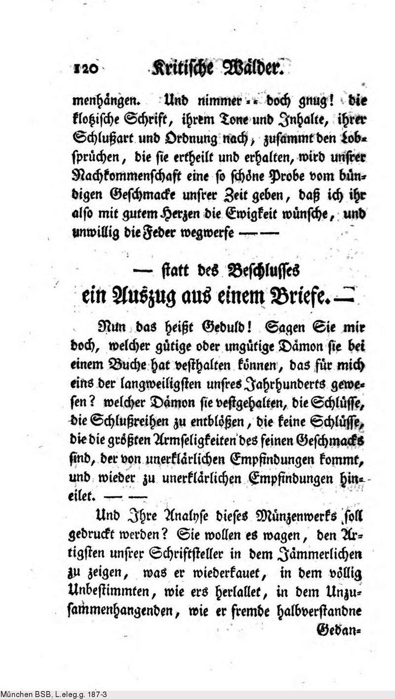 Deutsches Textarchiv – Herder, Johann Gottfried von: Kritische ...