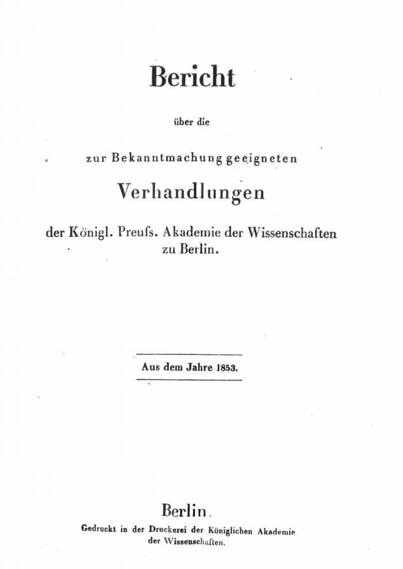 Deutsches Textarchiv – Humboldt, Alexander von: [Humboldt an Encke ...