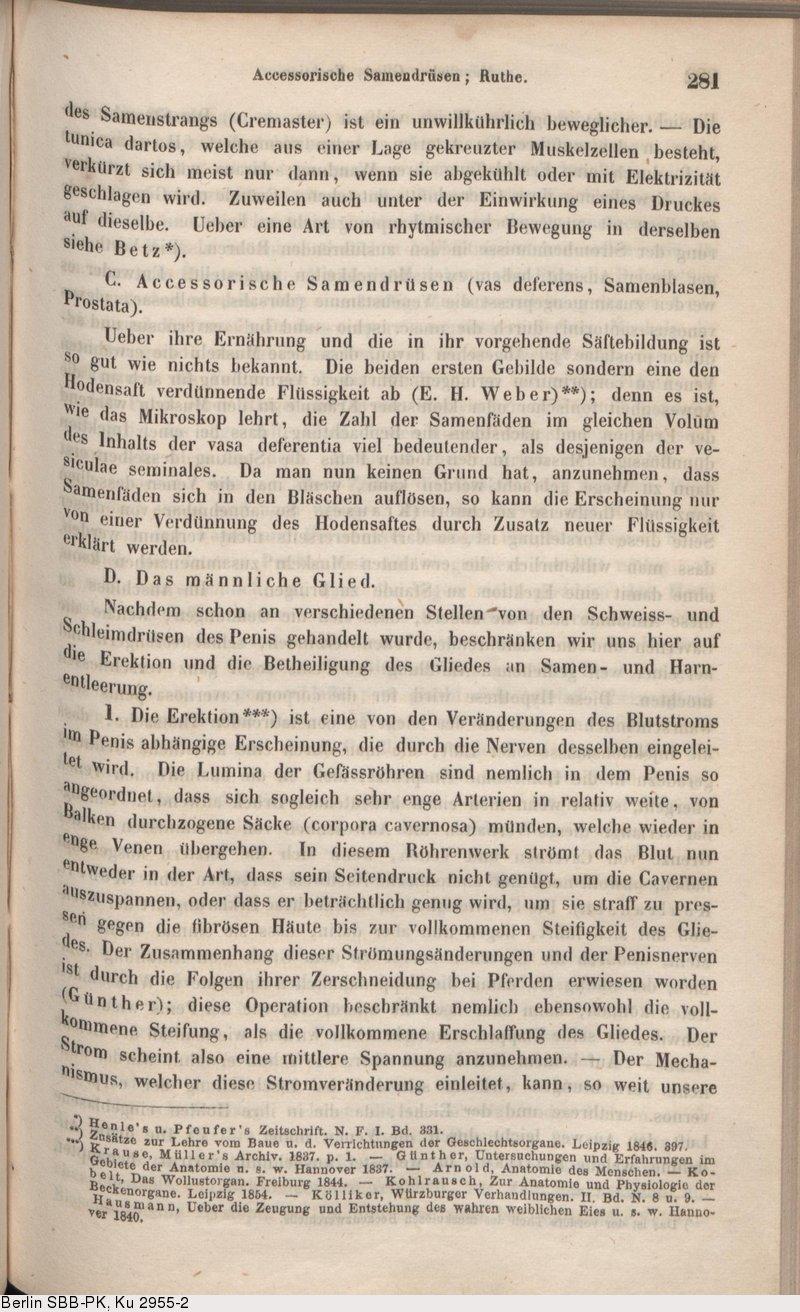Deutsches Textarchiv – Ludwig, Carl: Lehrbuch der Physiologie des ...