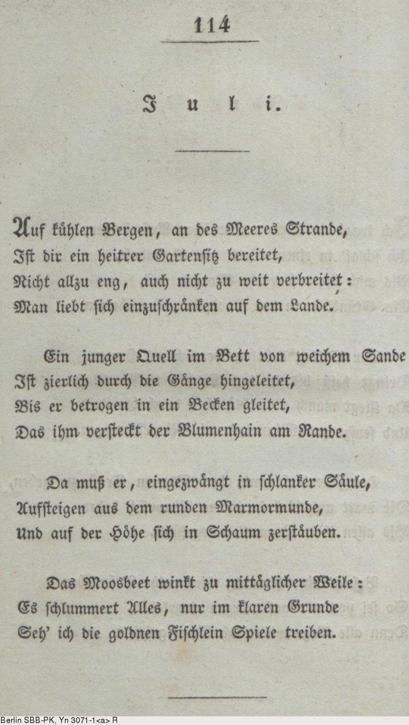 Deutsches Textarchiv Müller Wilhelm Sieben Und Siebzig