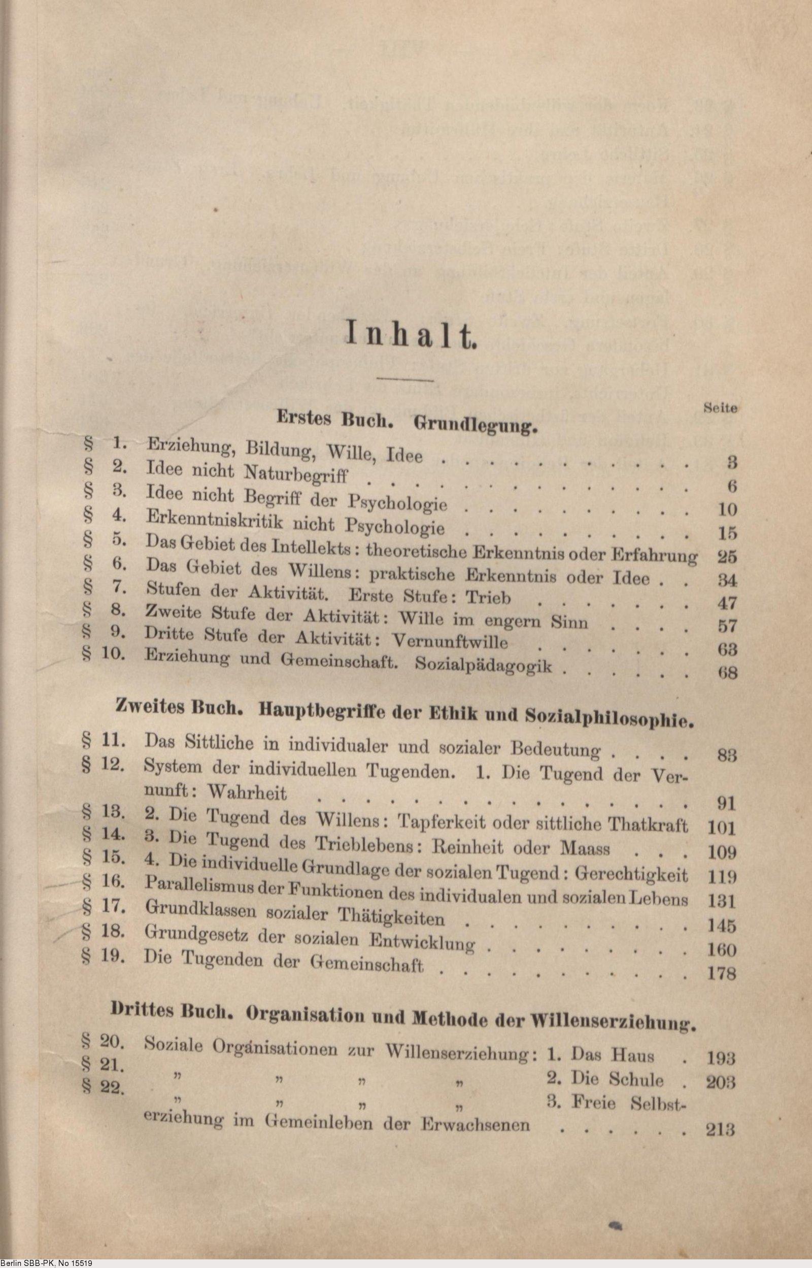 Deutsches textarchiv natorp paul sozialp dagogik for Sozialpadagogik nc