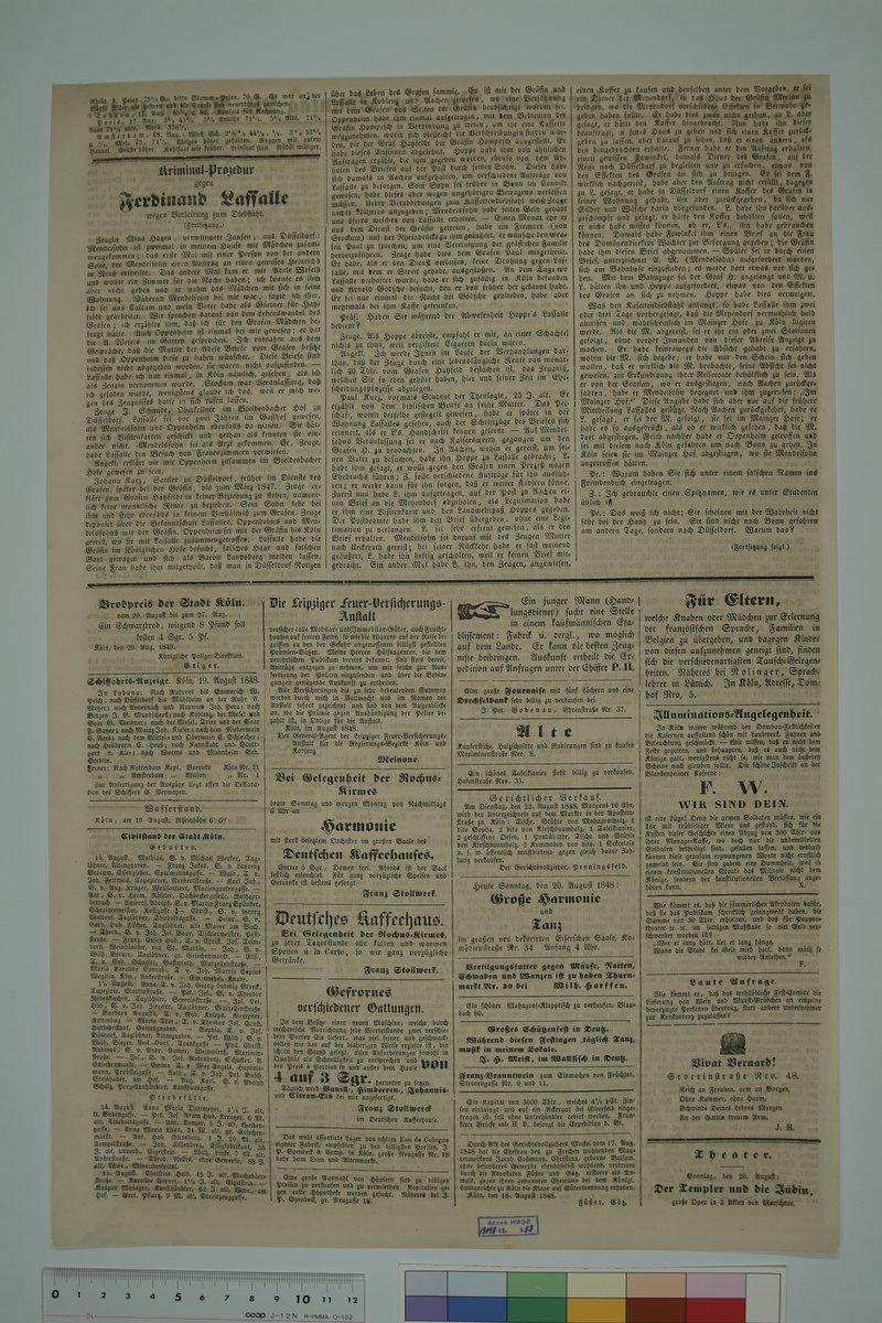 Deutsches Textarchiv Neue Rheinische Zeitung Nr 81 Köln