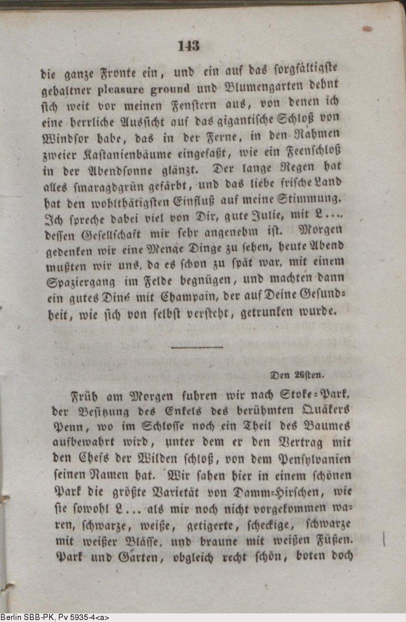 Deutsches Textarchiv – Pückler-Muskau, Hermann von: Briefe eines ...