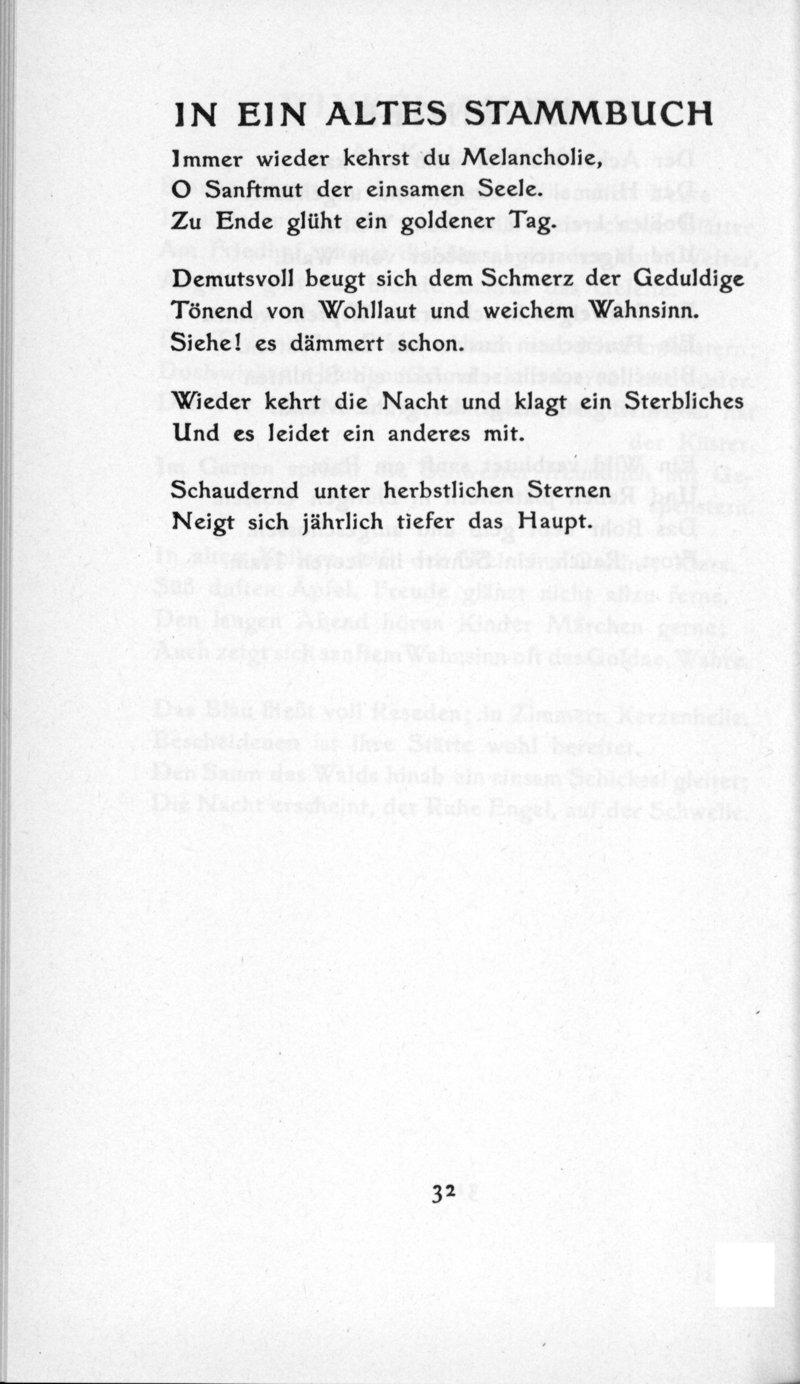 Deutsches Textarchiv – Trakl, Georg: Gedichte. Leipzig, 1913.