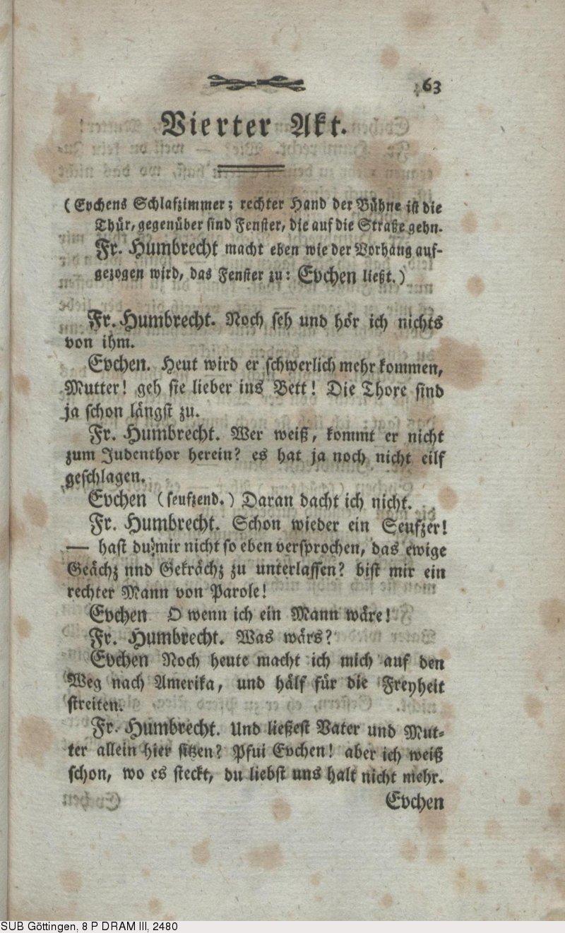 Deutsches Textarchiv – Wagner, Heinrich Leopold: Die ...