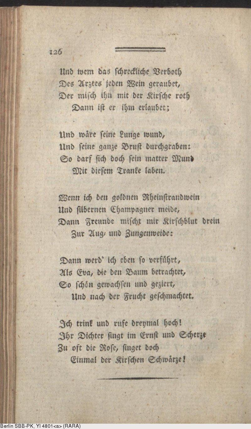 Gedichte zum verführen